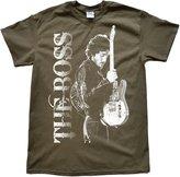 Stooble Original Print Stooble Men's The Boss Bruce Springsteen T-Shirt
