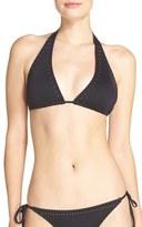 Vince Camuto Triangle Bikini Top