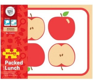 Bigjigs Toys Wooden Packed Lunch