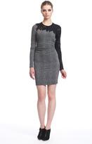 Tracy Reese Lace Sleeve Sheath