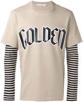 Golden Goose Deluxe Brand layered stripe top