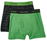 Calvin Klein Boys 4-5) Two-Pack Boxer Briefs