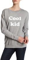 South Parade Alexa Cool Crew Neck Sweatshirt