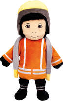 Hape Toys Firefighter Pilar Toy