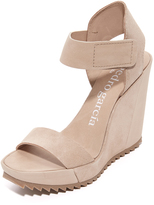 Pedro Garcia Vivien Wedge Sandals