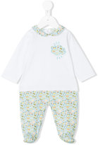 Fendi printed pyjamas - kids - Cotton - 1 mth