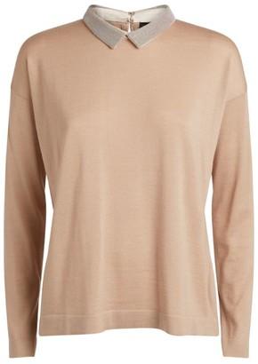 Fabiana Filippi Chain-Detail Sweater