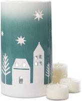 Yankee Candle Winter Village Holiday Luminary Gift Set