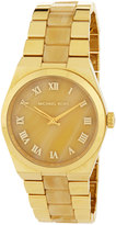 MICHAEL Michael Kors Channing Bracelet Watch, Golden/Acetate