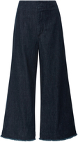 Citizens of Humanity Cropped Palazzo Pants