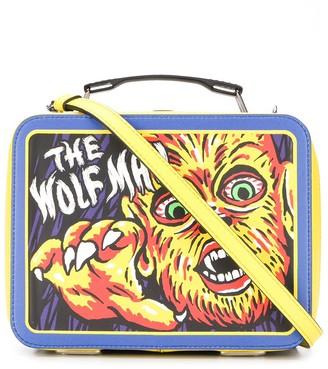 Moschino x Universal Wolfman lunch box