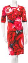 Peter Pilotto Floral Cutout Dress w/ Tags