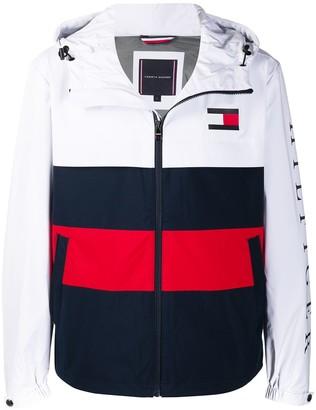 Tommy Hilfiger Block Color Track Jacket