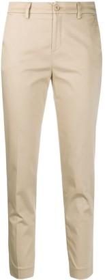 Liu Jo Low-Waist Slim-Fit Trousers
