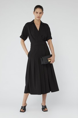 Camilla And Marc Corsica Pleated Dress