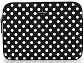 Kate Spade Dotted Neoprene Laptop Sleeve