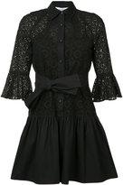 Derek Lam 10 Crosby broderie anglaise shirt dress - women - Cotton/Polyester - 4