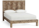 Pottery Barn Hensley Reclaimed Wood Bed