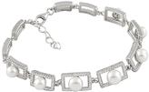 Bella Pearl Pearl & Sterling Silver Bracelet