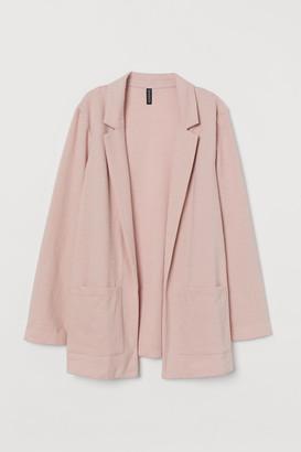 H&M Jersey Jacket - Pink
