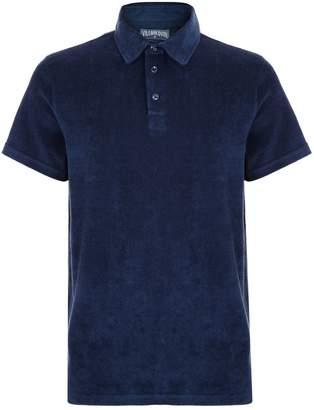Vilebrequin Pavois Terry Cotton Polo Shirt