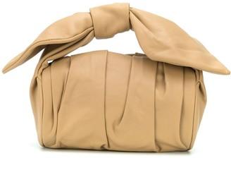 REJINA PYO Nane top knot bag