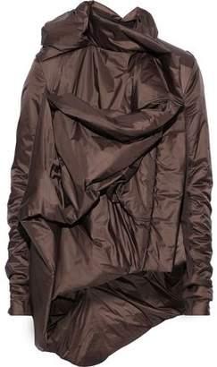 Rick Owens Guimard Draped Shell Jacket