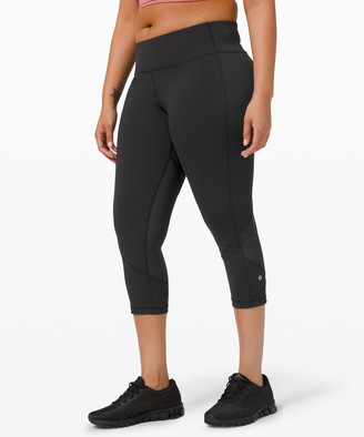 "Lululemon Pace Rival Mid-Rise Crop 22"" *Online Only"
