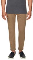 Save Khaki Slub Twill Straight Leg Jeans