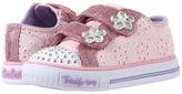 Skechers Twinkle Toes - Shuffles 10724N Lights (Toddler/Little Kid)