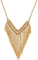 Lord & Taylor 14K Italian Gold Mesh Necklace