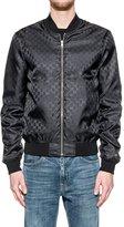 Gucci Men's 406011z96871000 Black Polyamide Outerwear Jacket