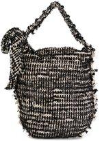 Simone Rocha tweed tote bag