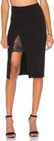 Nightcap Clothing Garder Pencil Skirt