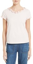Rebecca Taylor Women's Cotton Tee
