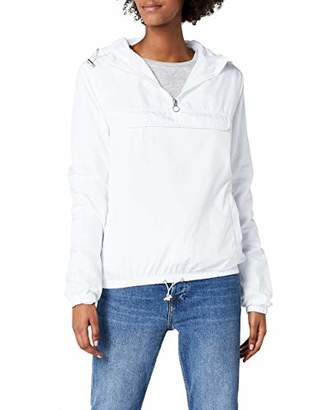 Urban Classic Women's Ladies Basic Pullover Jacket