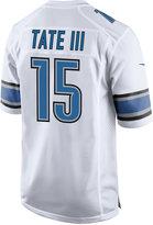 Nike Men's Golden Tate Detroit Lions Game Jersey