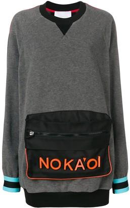 NO KA 'OI Pouch Sweatshirt