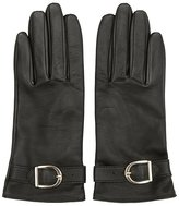 Reiss Albany Buckle-Detail Gloves