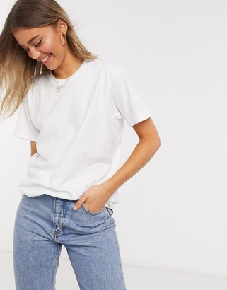 In The Style t shirt in white