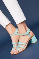 Bernardo Santina Block Heel Sandals
