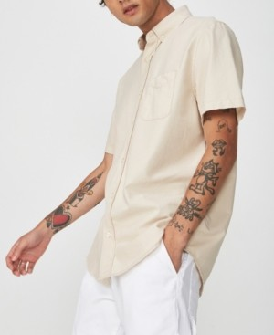 Cotton On Vintage Like Prep Short Sleeve Shirt