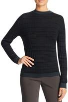 DKNY Stripe Merino Wool Sweater