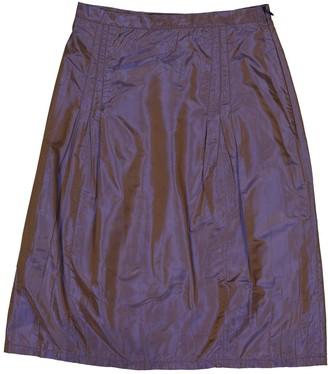 Miu Miu Purple Other Skirts