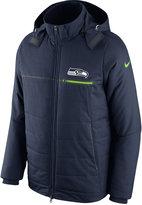 Nike Men's Seattle Seahawks Sideline Jacket