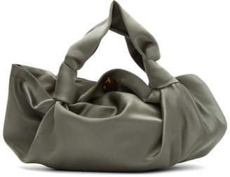 The Row Grey Ascot Bag