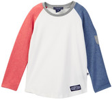 Toobydoo Hank Baseball Tee (Toddler & Little Boys)