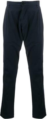 Aspesi high-waisted chino trousers