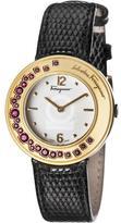 Salvatore Ferragamo Gancino Sparkling Collection FF5930015 Women's Quartz Watch