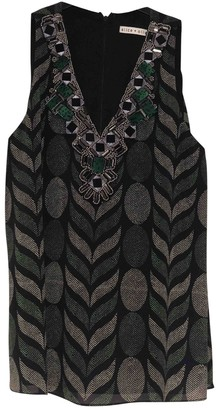 Alice + Olivia Green Top for Women